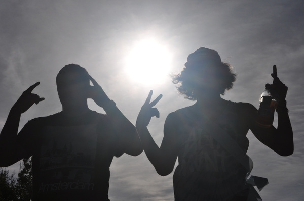 Silhouette by surfnazishreddin