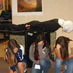 Planking/Tebowing