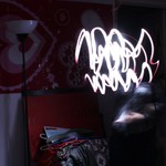 10 Light graffiti