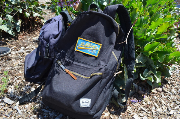 Backpack clack clack ! by WestCoastNative