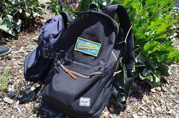 Backpack clack clack ! by WestCoastNative