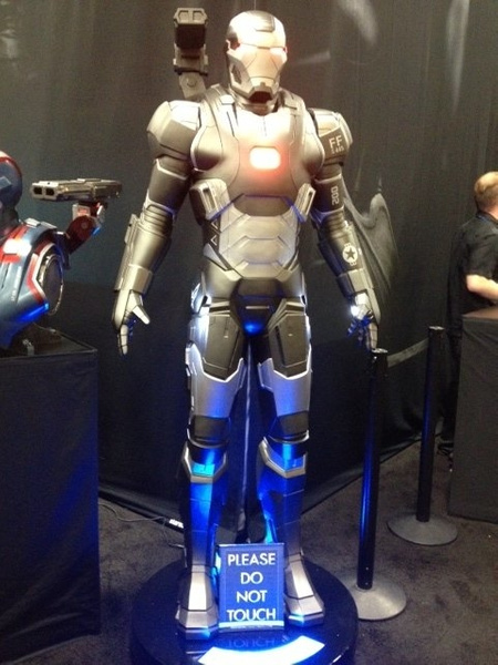 War Machine (Iron Man) by JacksonBarackman
