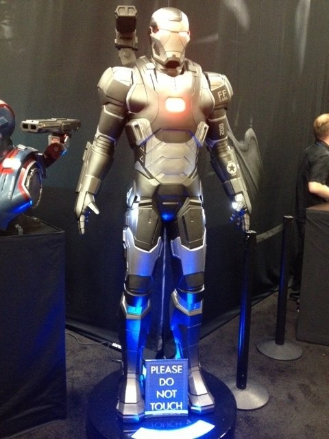 War Machine (Iron Man)