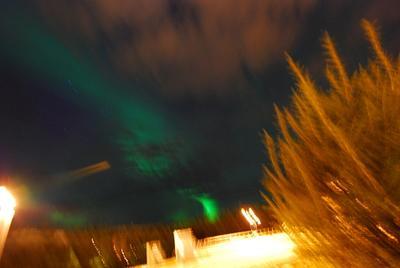 Aurora Photos Whitehorse, Yukon Territory, Aug 2013