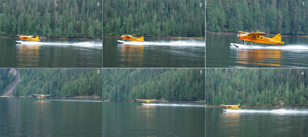 DSC_0933ff Float Plane Takeoff by Verryl V Fosnight Jr