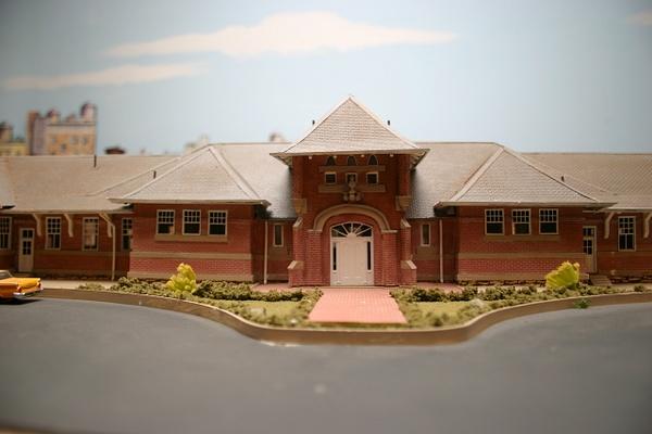Rawlins depot 3 by Verryl V Fosnight Jr