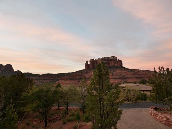 P1000470 Nov Sunset 1of3 by Verryl V Fosnight Jr