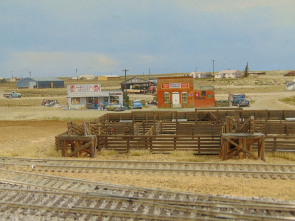 21 Wyoming Division Scenery by Verryl V Fosnight Jr