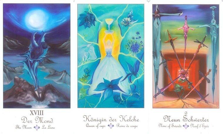 Petrak Tarot-cards