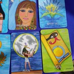 Egyptian Lenormand