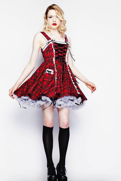 Hell Bunny Dresses - Alexander Dress - www.jackoflondon.co.uk by JackPitar