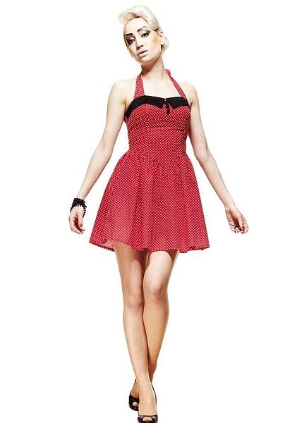 Hell Bunny Dresses - Cutie Pie Dress - www.jackoflondon.co.uk by JackPitar