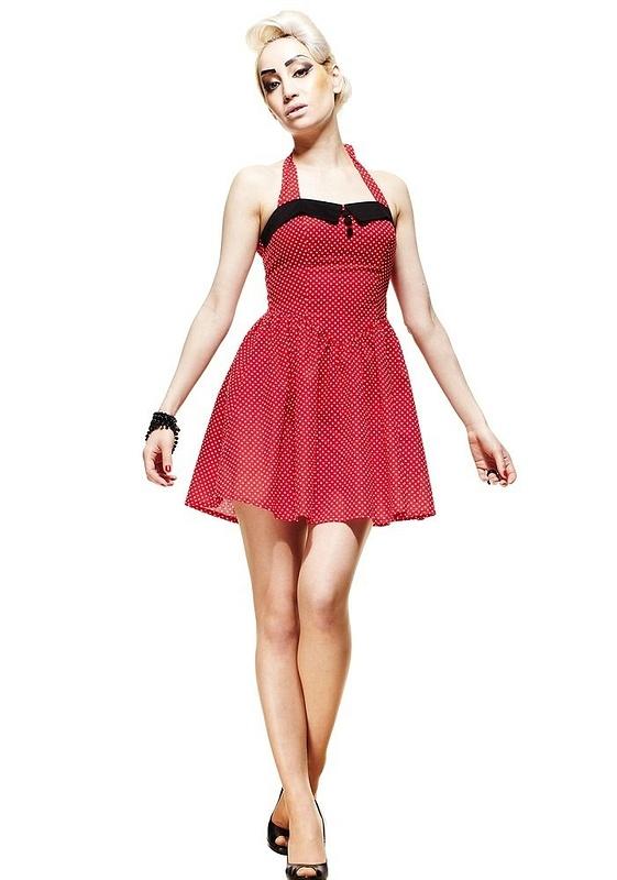Hell Bunny Dresses - Cutie Pie Dress - www.jackoflondon.co.uk