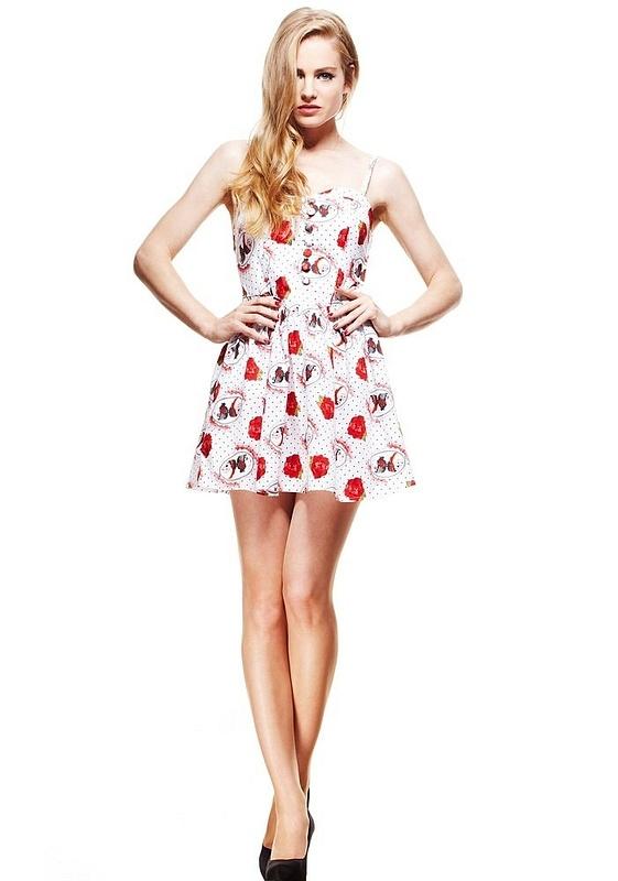 Hell Bunny Dresses - Gypsy Lola Dress - www.jackoflondon.co.uk