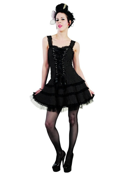 Hell Bunny Dresses - Harley Polka Dot Dress- www.jackoflondon.co.uk by JackPitar