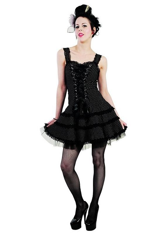 Hell Bunny Dresses - Harley Polka Dot Dress- www.jackoflondon.co.uk