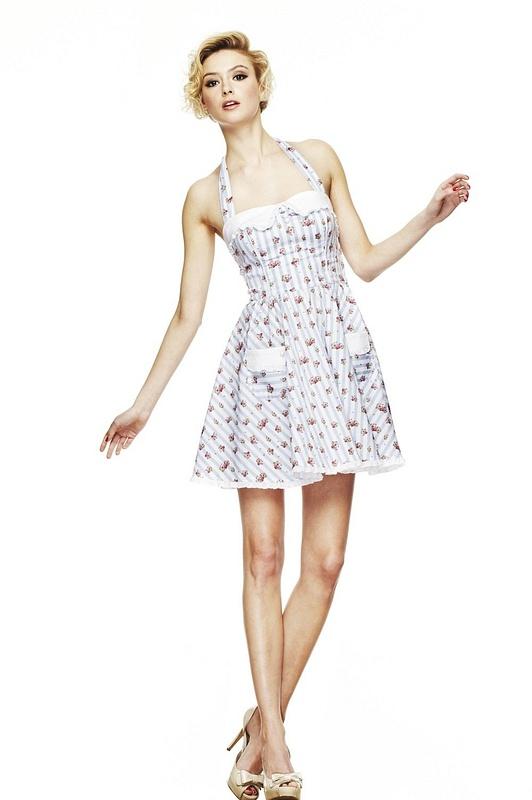 Hell Bunny Dresses - Little Boo Dress - www.jackoflondon.co.uk