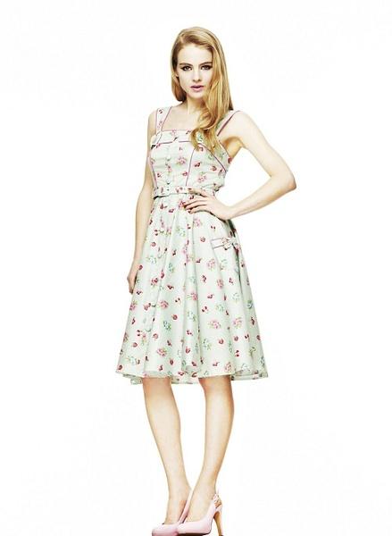 Hell Bunny Dresses - Tigerlilli Dress - www.jackoflondon.co.uk by JackPitar