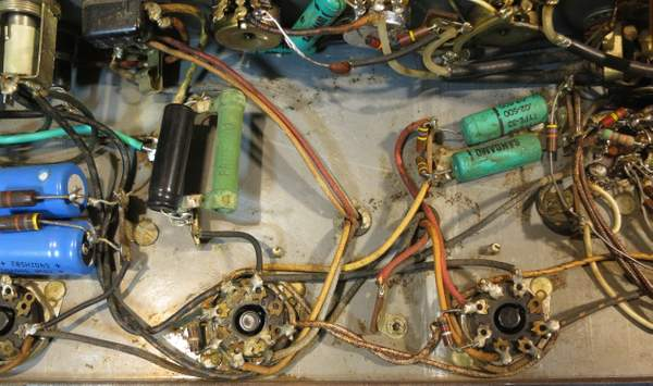 1963 alamo paragon amp head by theaxeman