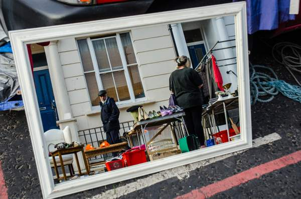 Portobello Market- London