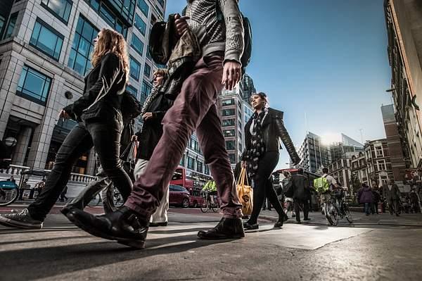 Rush Hour- London