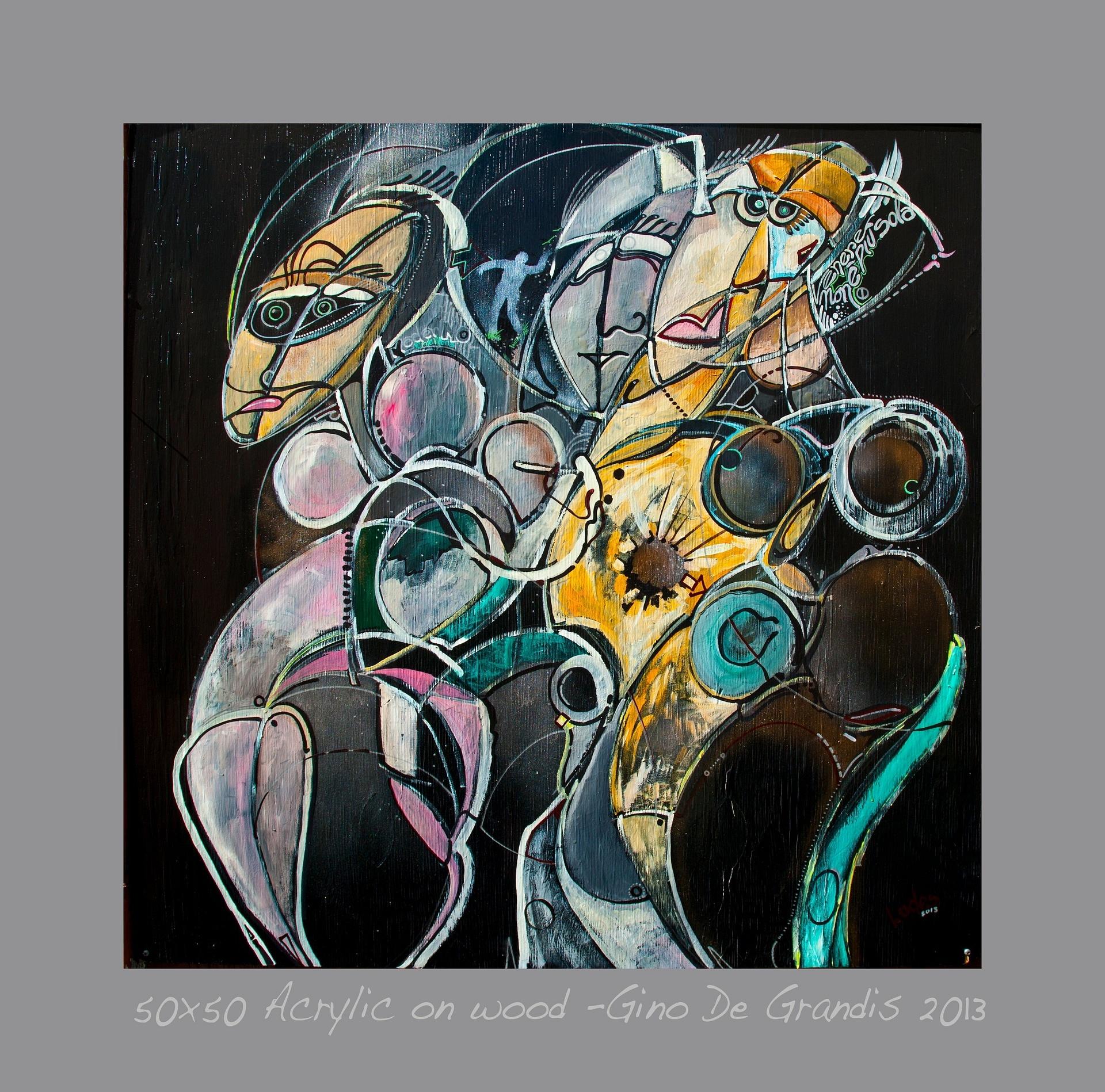 Gino De  Grandis's Gallery