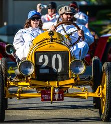OLD CARS ENDURANCE RACE