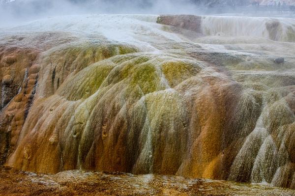 Yellowstone by Gino De  Grandis