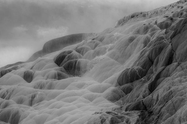 Yellowstone Nat. Park by Gino De  Grandis