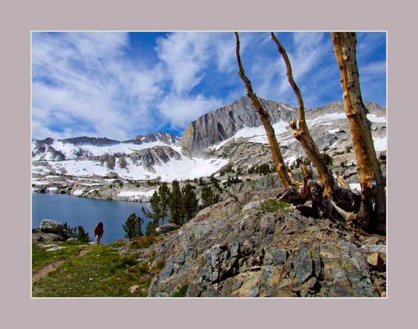 Hiking Yosemite National Park in Spring by Gino De ...