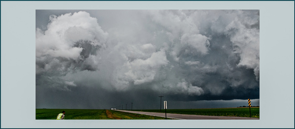 Extreme Weather - Texas by Gino De  Grandis
