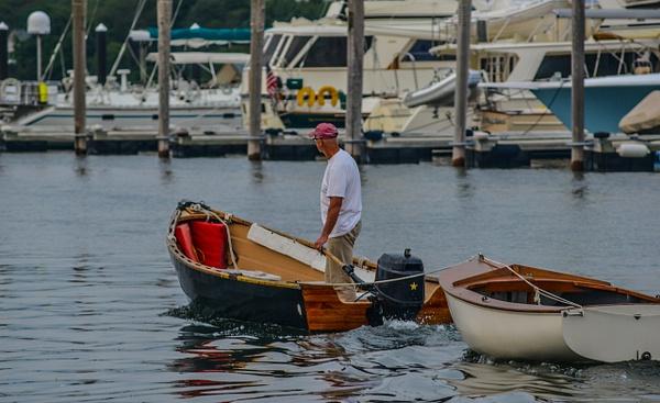New England-19 by Gino De  Grandis