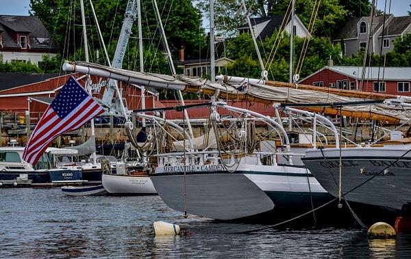 New England-23 by Gino De  Grandis