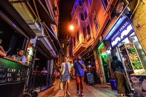 ISTANBUL -Monday Night at 11:05 Pm