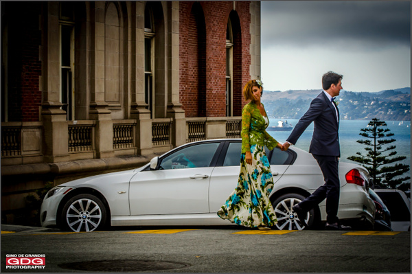 BMW San Francisco by Gino De  Grandis