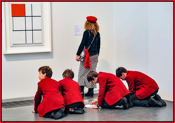 REDS by Gino De  Grandis