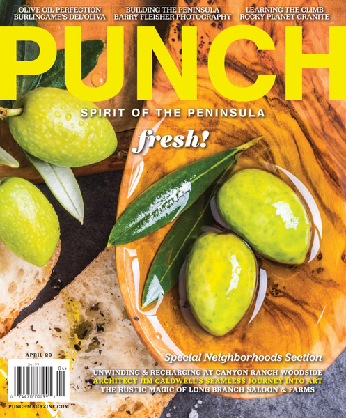 PUNCH Magazine by Gino De  Grandis