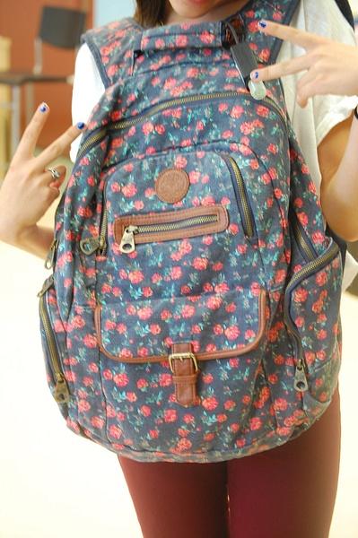 Backpacks by RaileneGloria