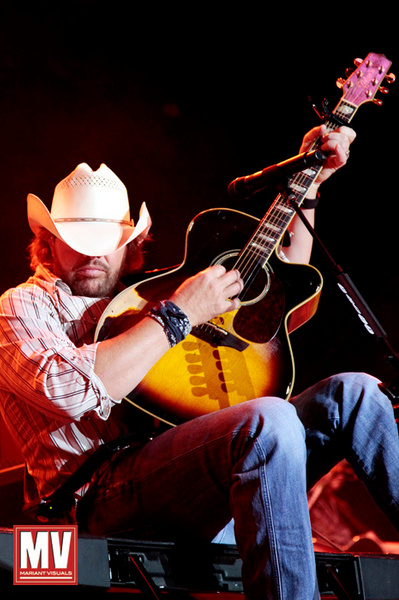 Toby Keith by Michael Mariant