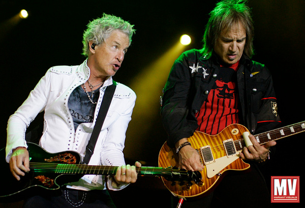 REO Speedwagon by Michael Mariant