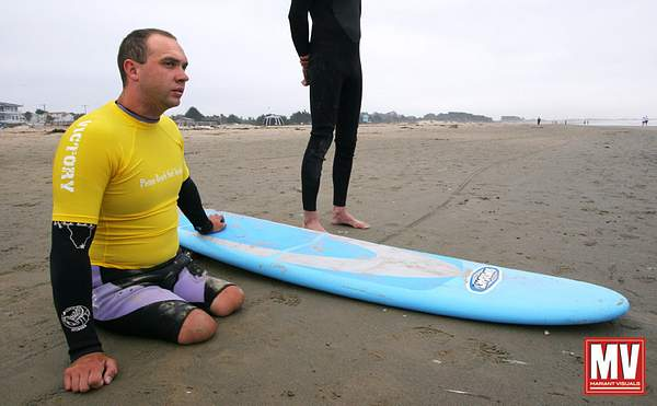 Amputee Surf Camp