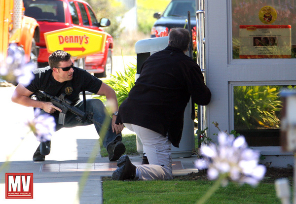 Dennys Shooting