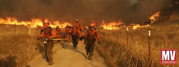 Wildfire Retreat