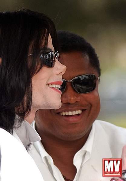 Michael & Randy Jackson