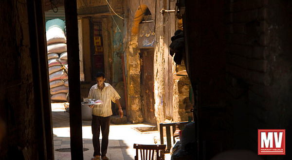 Culture: Cairo, Egypt by Michael Mariant