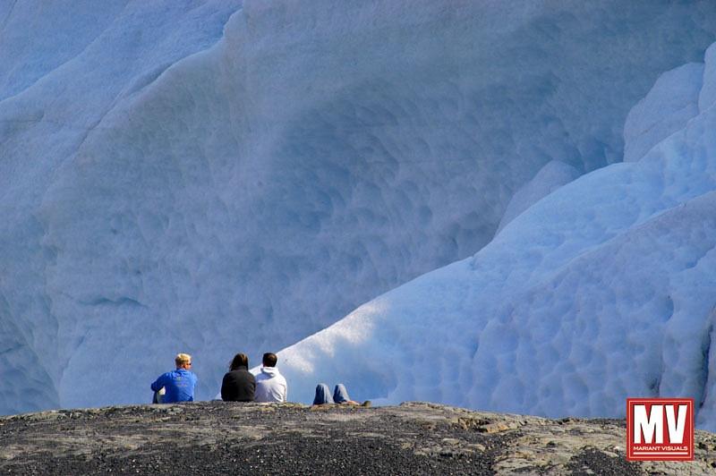 Places: Exit Glacier, Alaska