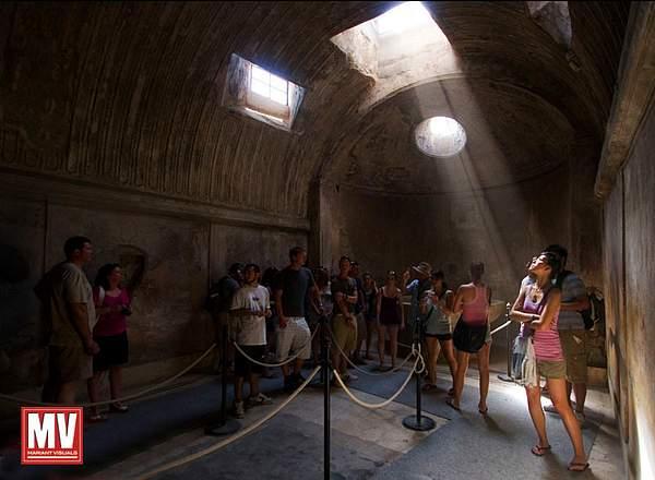 Places: Pompeii