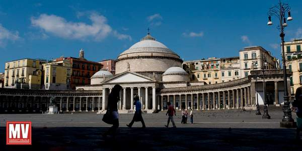 Places: Naples, Italy