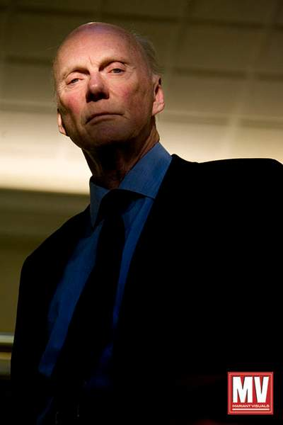 Portrait: Fred Kavli