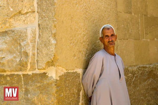 People: Giza, Egypt by Michael Mariant